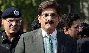 وزیراعلی سندھ سید مراد علی شاہ