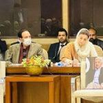 پاکستان مسلم لیگ ن کی پارلیمانی پارٹی کا اجلاس شروع