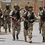 محکمہ داخلہ پنجاب کا صوبہ کے 8 اضلاع میں رینجرز تعینات